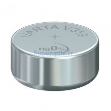 Pile de montre V319 SR64 Varta