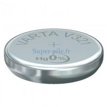 Pile de montre V321 SR65 Varta