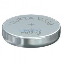 Pile de montre V339 Varta