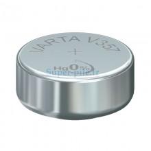 Pile de montre V357 SR44 Varta