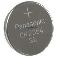 Pile lithium CR2354 Panasonic (blister de 1)