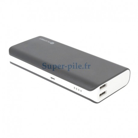 Powerbank - Batterie de secours 10000mAh 2X USB