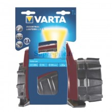 Projecteur LED Waterproof Varta pour 4 LR20