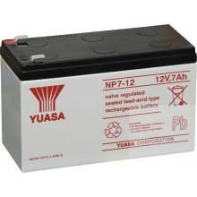 Batterie au plomb Yuasa 12V 7Ah