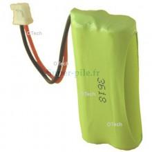 Batterie pour téléphones sans fil 2K75SF 750mAh