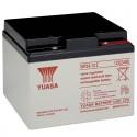 Batterie plomb Yuasa 12V 24Ah
