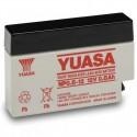Batterie au plomb Yuasa 12V 0,8Ah