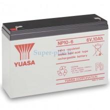 Batterie au plomb Yuasa 6V 10Ah