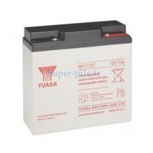 Batterie au plomb Yuasa 12V 17Ah
