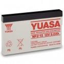 Batterie plomb 12V 2Ah Yuasa