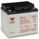 Batterie au plomb Yuasa 12V 38Ah
