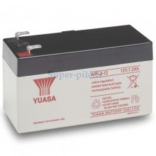 Batterie au plomb Yuasa 12V 1.2Ah