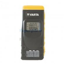 Testeur de piles Varta à affichage digital