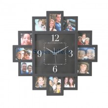 Horloge Sunset pour 12 photos