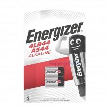 Pile alcaline 4LR44 Energizer (blister de 2)