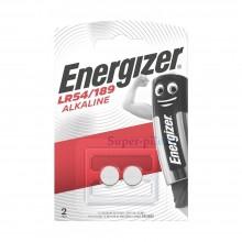 Pile alcaline 189 - LR54 - V10GA Energizer (blister de 2)