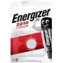 Pile lithium CR2016 Energizer (blister de 1)
