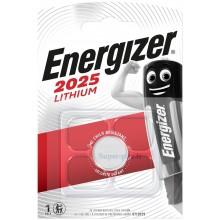 Pile lithium CR2025 Energizer (blister de 1)
