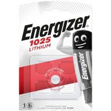Pile lithium CR1025 Energizer (blister de 1)