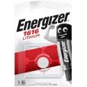 Pile lithium CR1616 Energizer (blister de 1)