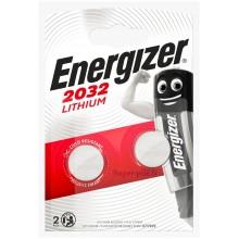 Pile lithium CR2032 Energizer (blister de 2)