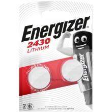 Pile lithium CR2430 Energizer (blister de 2)