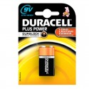 Pile alcaline 9V Duracell Plus Power