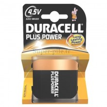 Pile alcaline 4,5V Duracell Plus Power