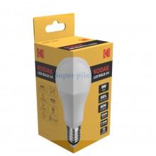 KODAK Ampoule LED E27 9W 2700°K (806 lumens)