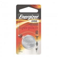 Pile lithium CR2450 Energizer (blister de 1)